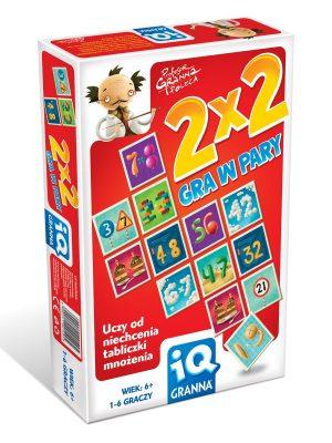 IQ 2x2 Dwa Razy Dwa