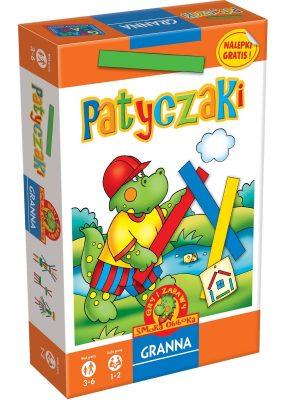 Gra Patyczaki