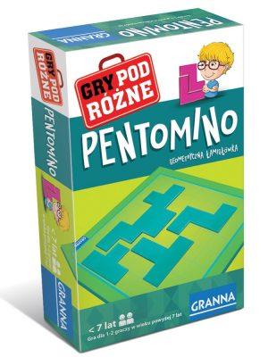 Gra Pentomino