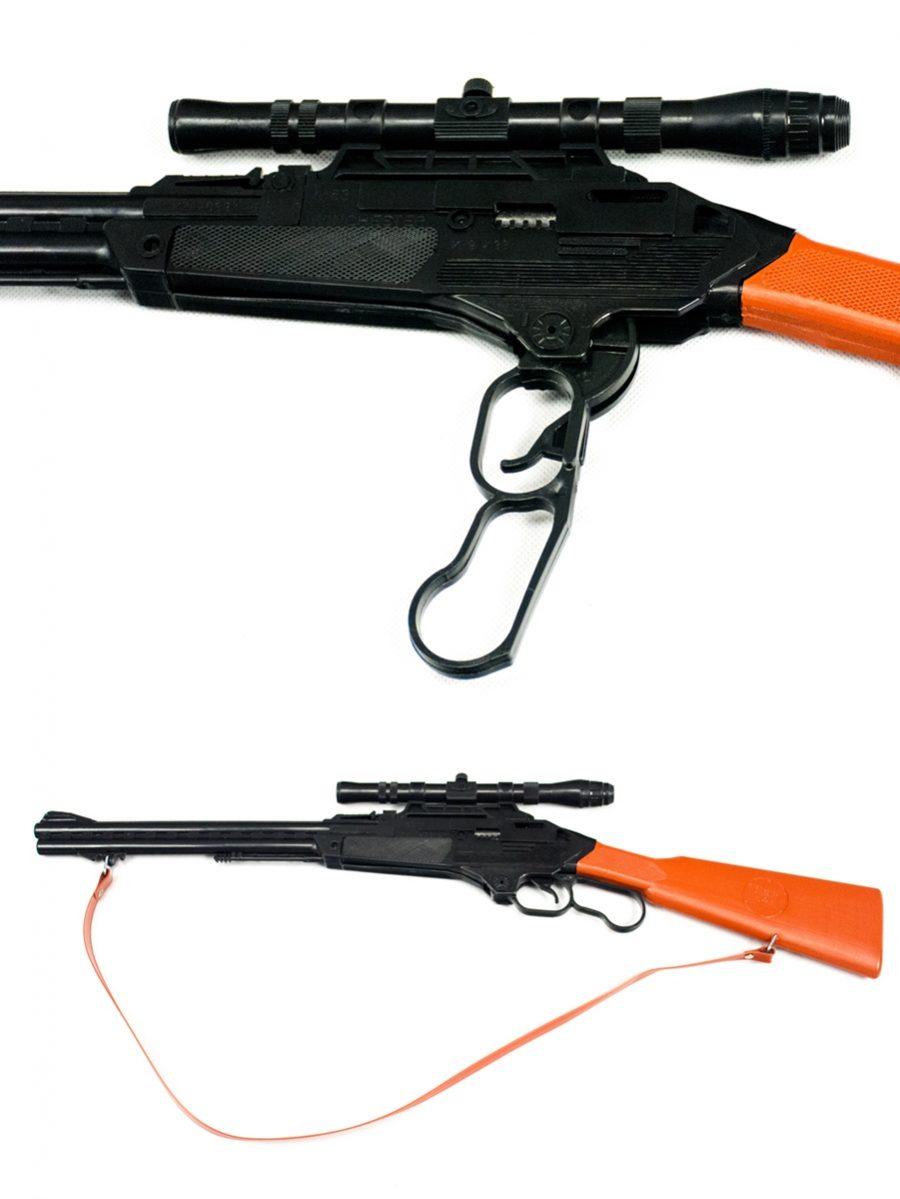 Strzelba Winchester długa - zabawka