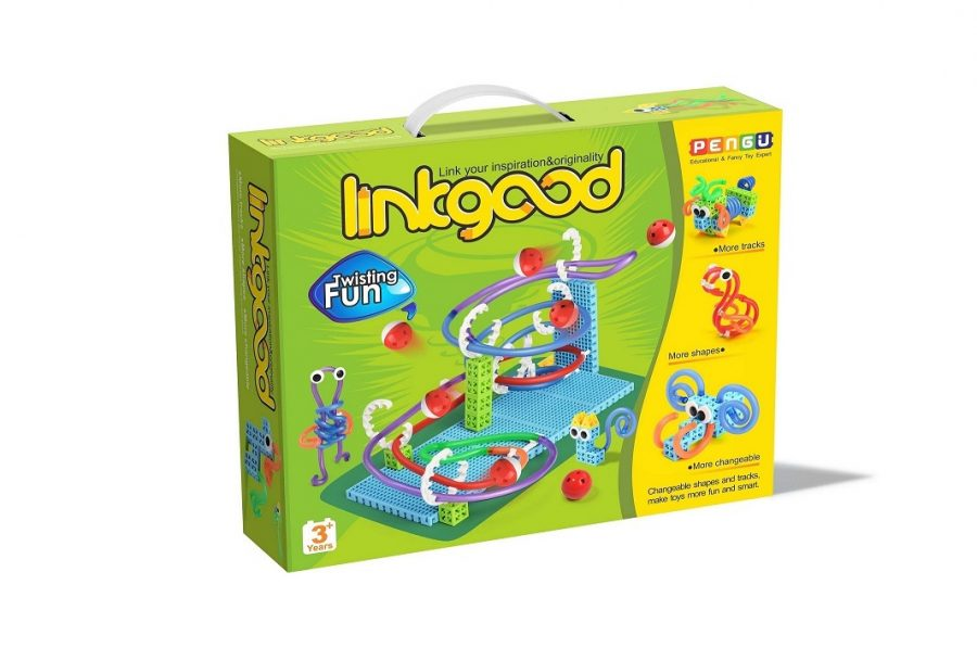 Linkgood Twisting Fun - 85 elementów